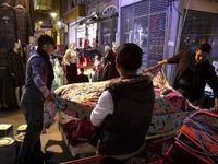 سایه مافیا بر بساط دستفروشان تهران