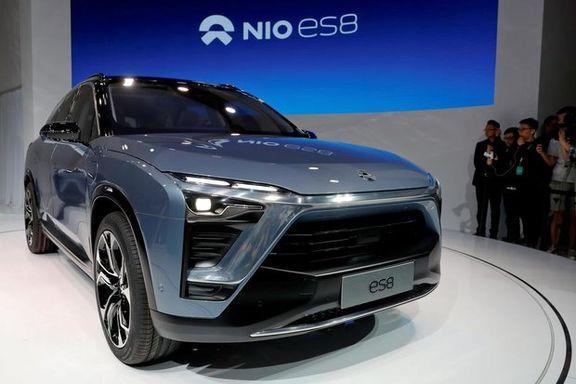سهام خودروسازان الکتریکی چین، ۲۲درصد جهش کرد