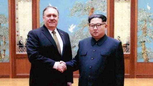 درخواست آمریکا برای خروج کلاهکهای هستهای کره شمالی