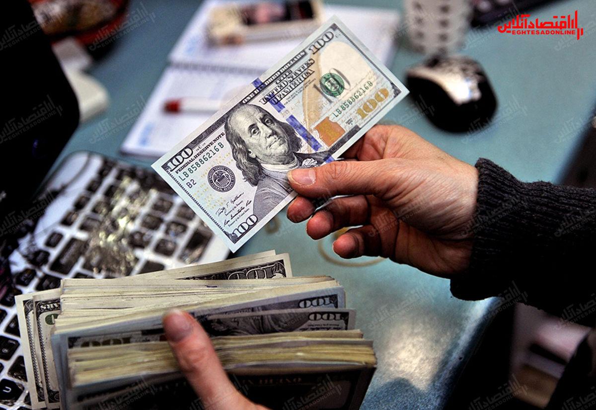 قیمت دلار ۹ خرداد ماه۱۴۰۰