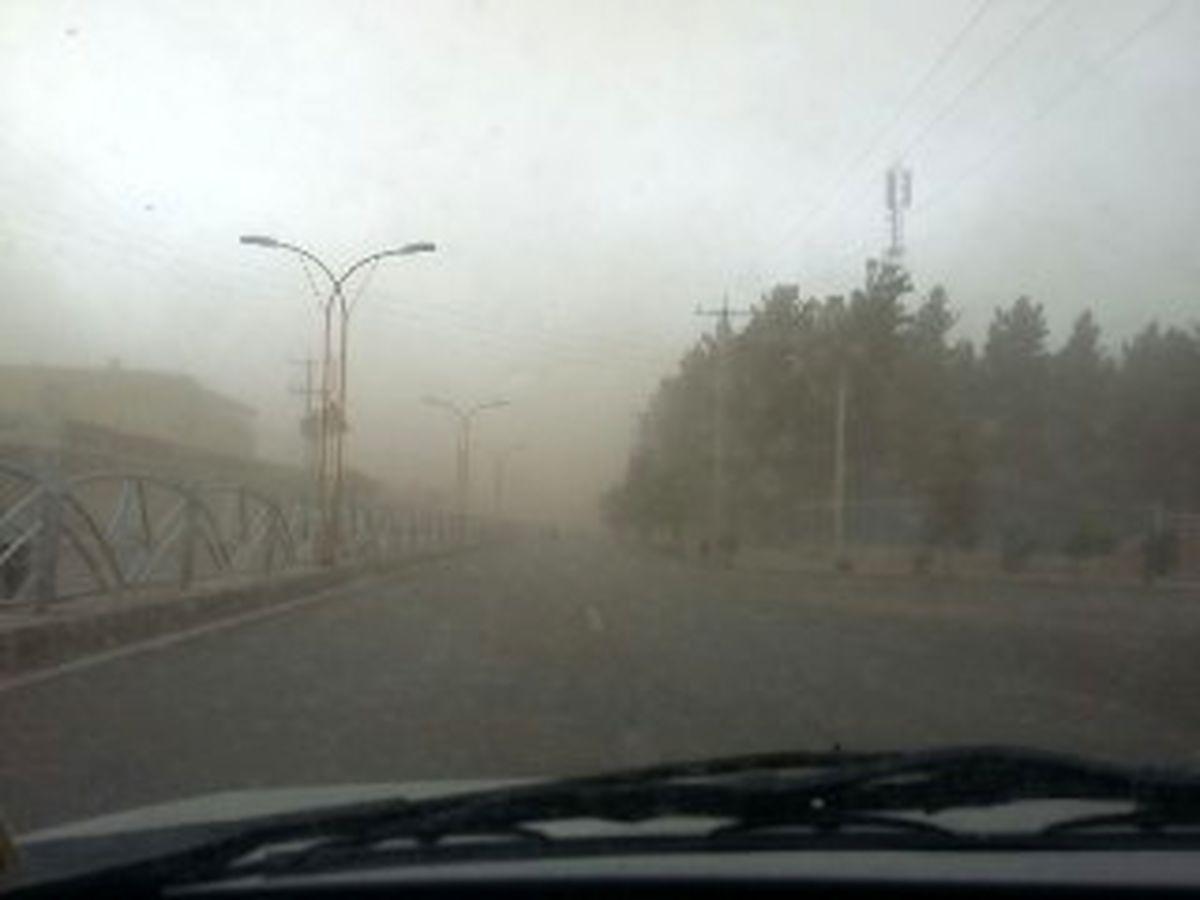 احتمال خیزش گرد و خاک و کاهش کیفیت هوا در تهران