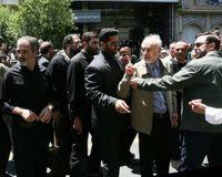 واکنش صـالـحی به بد اخلاقیها در راهپیمایی روز قدس