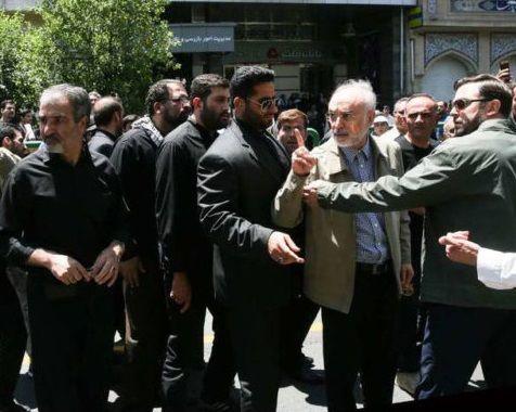 صحنه تأسفبار روز قدس در تهران+فیلم