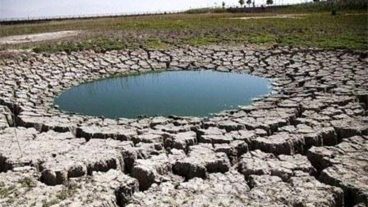 ۸۵درصد از جمعیت ایران تحت تاثیر خشکسالی