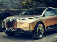 رونمایی BMW I NEXT در نمایشگاه لسآنجلس +فیلم
