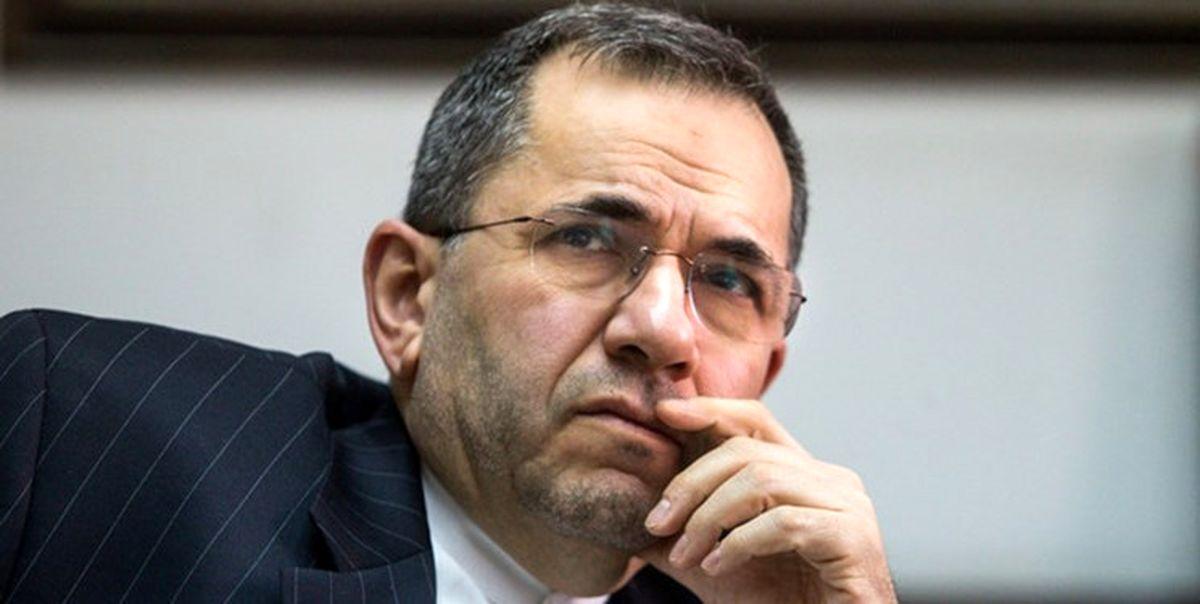 تخت روانچی سفیر و نماینده دائم ایران در سازمان ملل شد