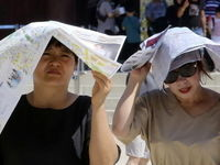 گرما در کره جنوبی کشته برجا گذاشت