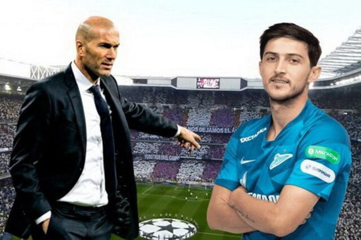 آزمون با ۳۵میلیون یورو خرید بعدی رئال مادرید؟