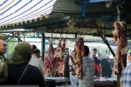 بازارچه قدیمی گوشت و کباب جویبار +عکس