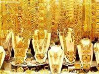 کاهش قیمت طلا بار دیگر تحت تاثیر درخشش دلار