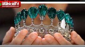 گرانقیمت ترین الماسهای جهان +فیلم