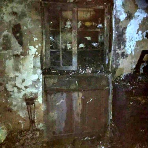 زنده زنده سوختن زن جوان و 2 فرزندش در آتش