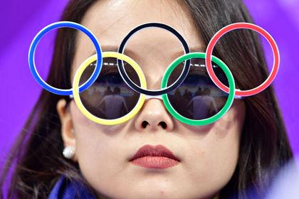 تصاویری از دختران تشویقکننده در بازیهای المپیک زمستانی