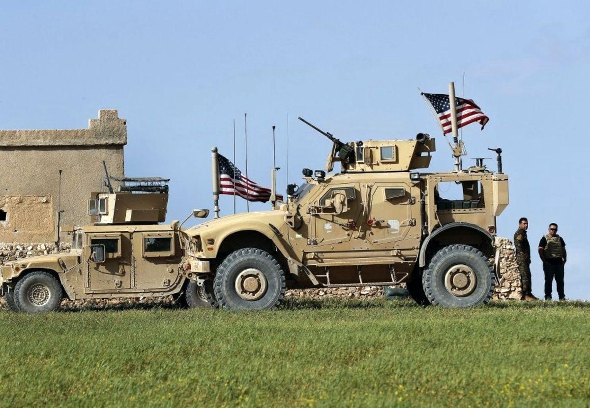 آمریکا نیروهایش را از شمال شرق سوریه خارج میکند