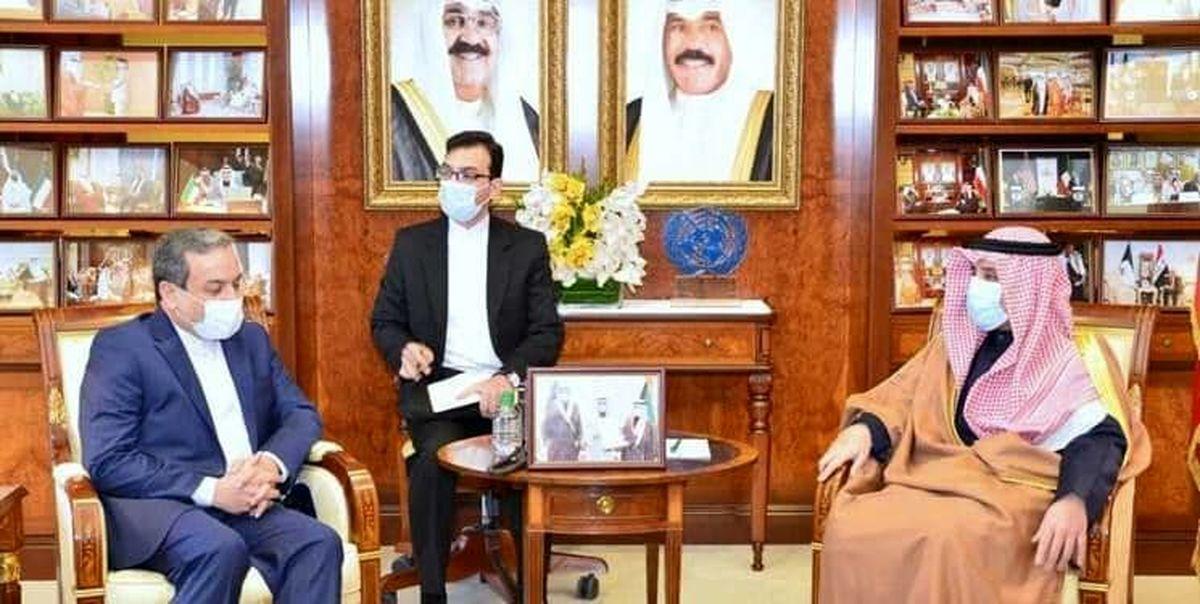 عزم ایران برای تحکیم مناسبات با کویت
