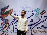 استقبال مردمی از جشنواره فیلم فجر +تصاویر