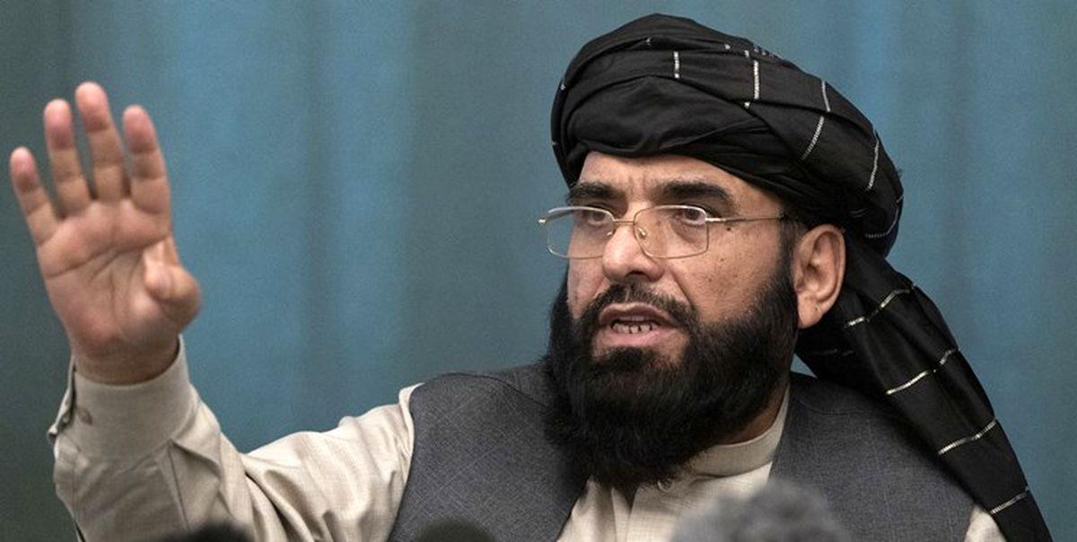 طالبان: به دنبال کمک های بین المللی برای بازسازی افغانستان هستیم