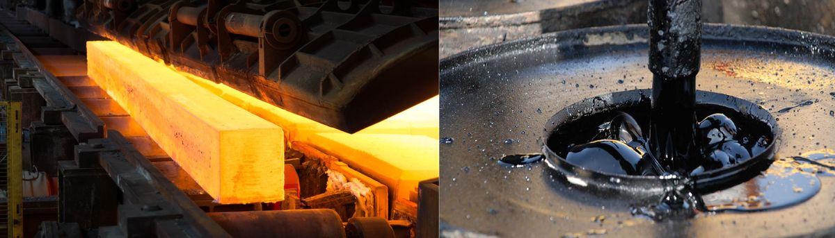 پذیرش شمش فولاد و قیر در بازار اصلی بورس کالا