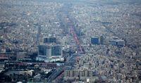روند افزایشی غلظت آلایندهها و دمای تهران
