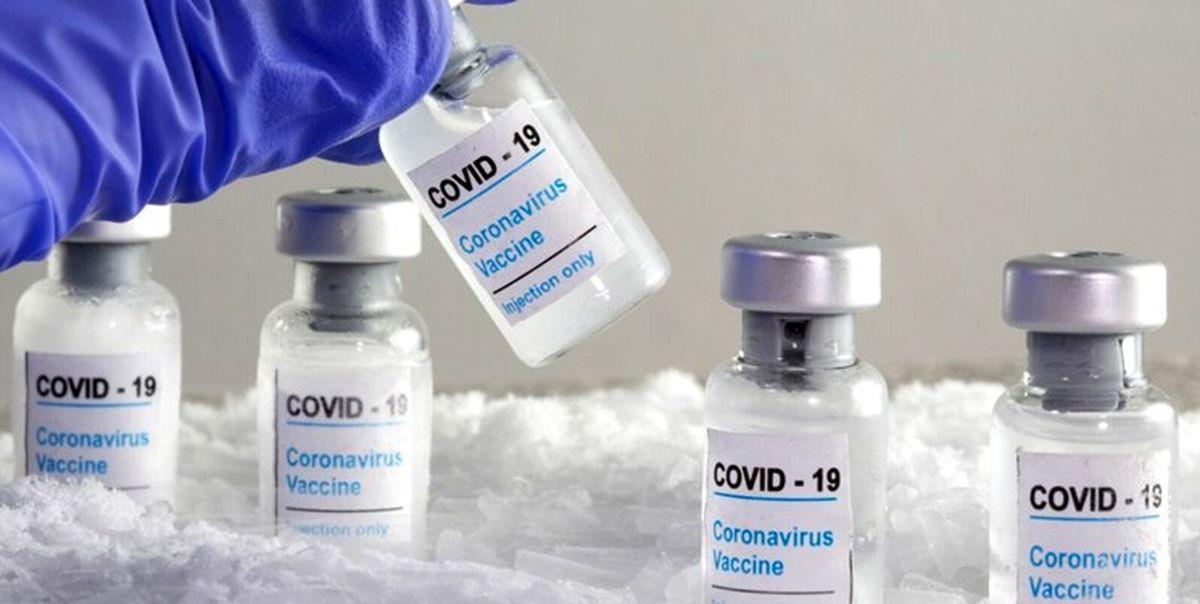 چهارمین بسته هدیه واکسن کرونا از چین وارد کشور شد