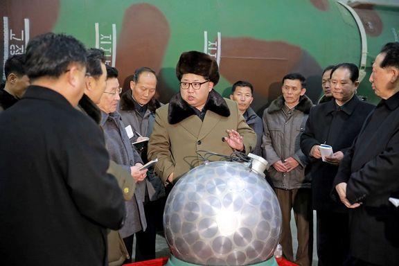 آمریکا: کره شمالی تسلیحات اتمی را از کشور خارج کند