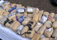 انهدام باند بزرگ قاچاق موادمخدر در مرز سیستان و بلوچستان