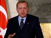 اردوغان:اسرائیل اشغالگر و استعمارگر است
