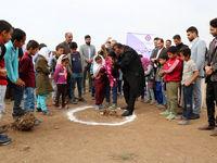 ساخت و نوسازی مدارس مناطق سیل زده استان خوزستان