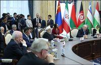 روحانی در نوزدهمین اجلاس سازمان همکاری شانگهای +عکس