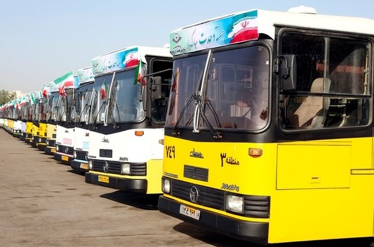 اتوبوسهای جدید در راه پایتخت