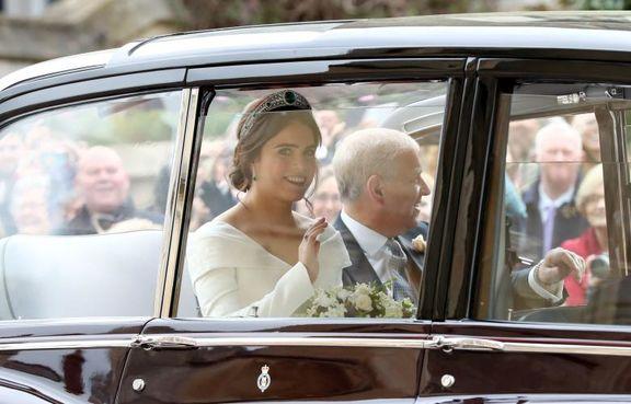 جزییات عروسی میلیاردی شاهزاده انگلیسی +عکس