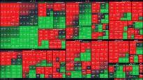 نمای پایانی بورس(۱۲خرداد) / شاخص کل با رشد هشت هزار واحدی به معاملات پایان داد