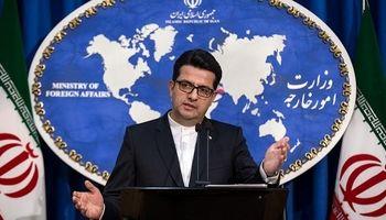استقبال ایران از هر اقدامی برای حفظ تمامیت ارضی سوریه