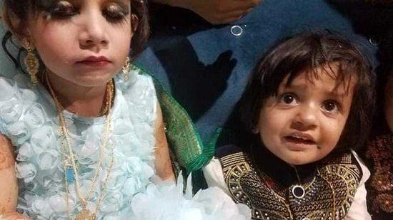 کودکان چهار ساله قندهاری نامزد کردند +عکس