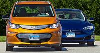 بازار داغ خودروهای برقی در آمریکا