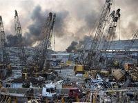 ترکیه برای بازسازی بندر بیروت اعلام آمادگی کرد