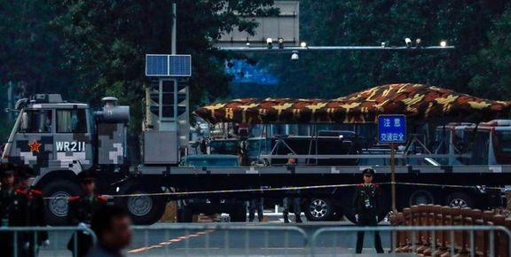 این موشکِ اتمی چین 30 دقیقهای به آمریکا میرسد