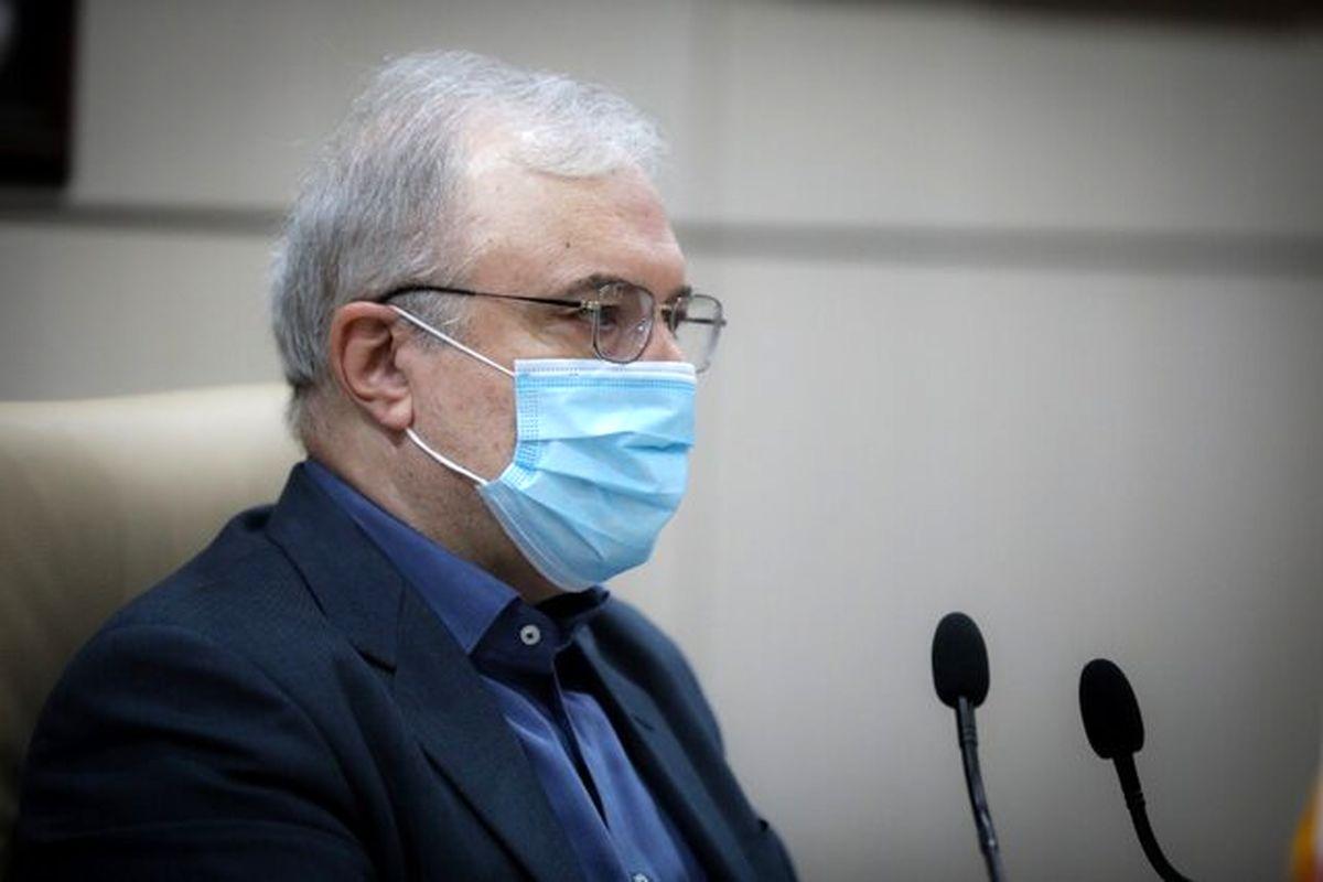 پیام نوروزی وزیر بهداشت