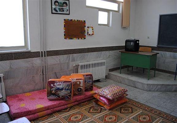 طرح اسکان نوروزی فرهنگیان در مدارس لغو شد