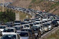 ثبت ۲۸۵هزار تردد در مسیر آزادراهی بین کرج و تهران
