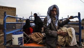 دستور تخلیه ۱۰روستا در حمیدیه خوزستان