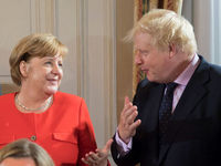 گفتوگوی رهبران انگلیس و آلمان در  خصوص برجام