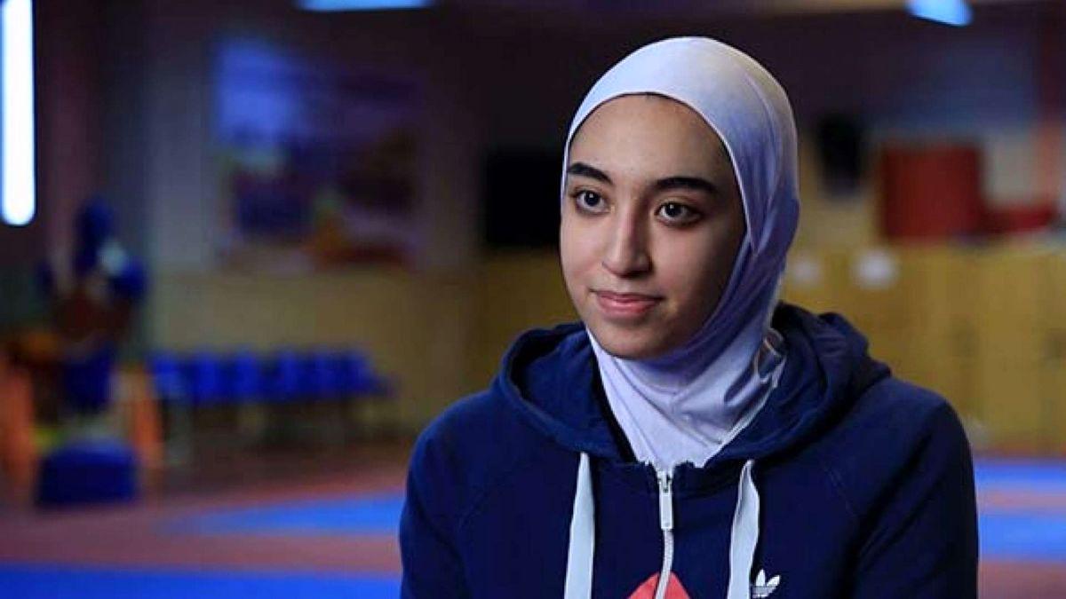 کیمیا علیزاده به سهمیه المپیک نرسید