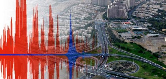 اوضاع بد تامین آب در زلزله احتمالی تهران