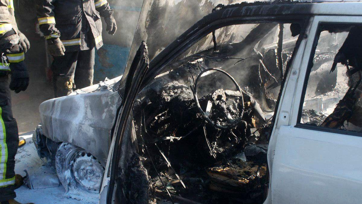 فراموشی پدر و مادر باعث در آتش سوختن کودک ۴ساله شد