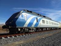راهآهن همدان با حضور روحانی افتتاح شد