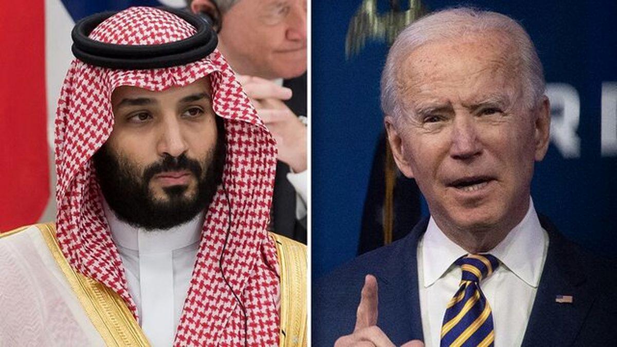 """کاخ سفید: بایدن به روابط """" همتا با همتا"""" معتقد است"""