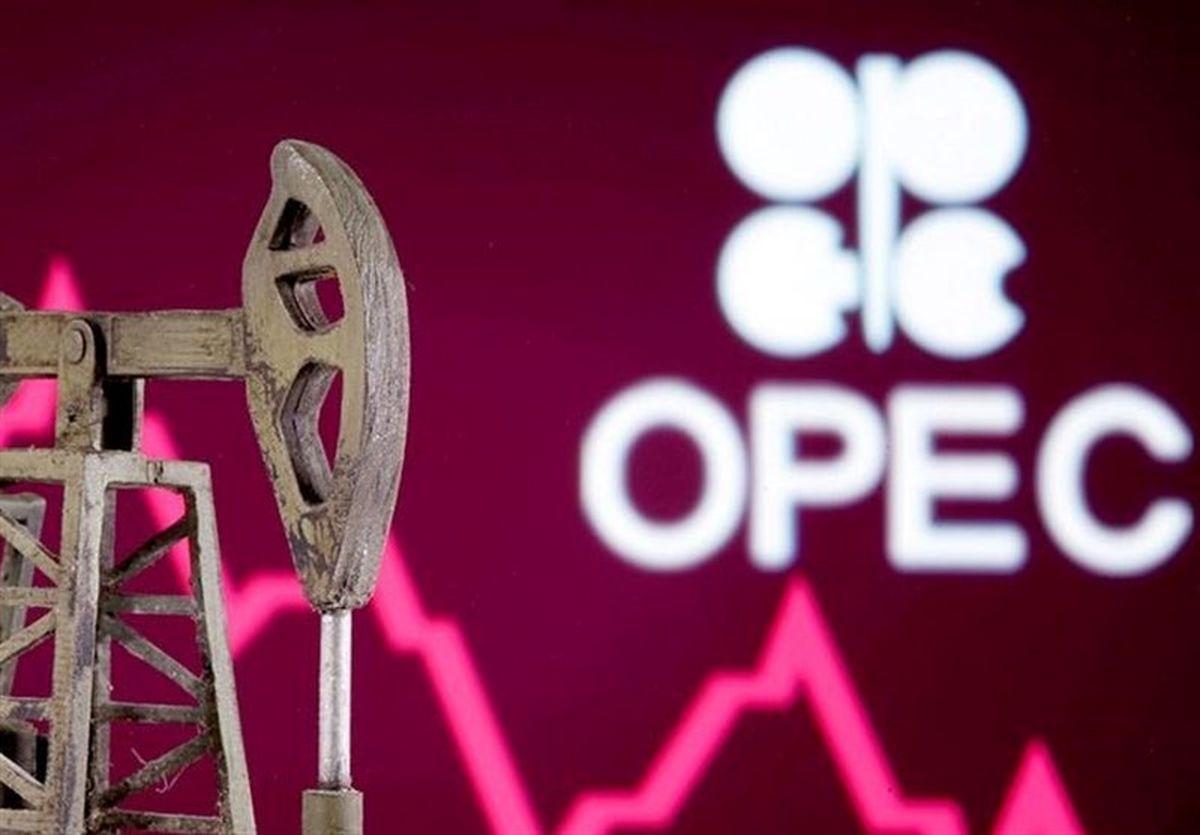 کاهش بیسابقه درآمد نفتی اوپک