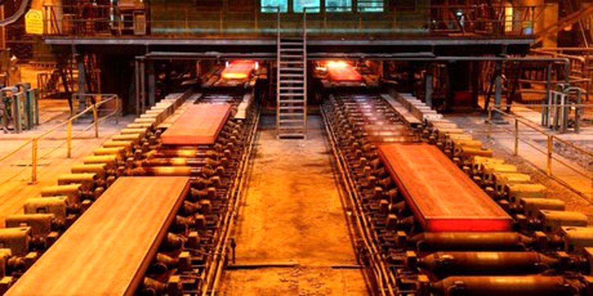 شرکتهای وابسته به ایمیدرو 16.5میلیون تن فولاد تولید کردند/ رتبه نخست به فولاد مبارکه رسید