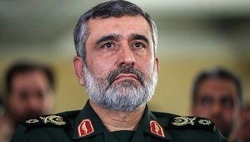 روایت سردار حاجیزاده از دروغ ترامپ درباره پهپاد ایرانی